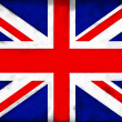 Dirty UK Flag — Stock Photo #9534133