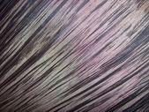 Creased shiny fabric — Stock Photo