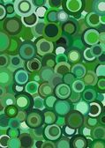 Funky verde retro — Foto de Stock