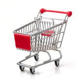 Nákupní vozík — Stock fotografie