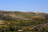 Neve Daniel communal settlement in western Gush Etzion — Stock Photo