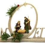 Noel Christmas Decoration — Stock Photo #10706696