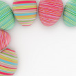 easter eggs — Stock Photo #9665691