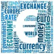 Euro Currency — Stock fotografie