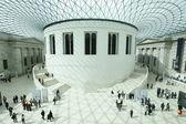 британский музей, лондон — Стоковое фото