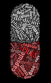 Pilulku tobolka — Stock fotografie