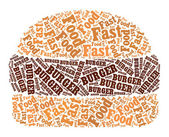 Hamburger — Foto Stock