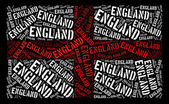 England national flag — Stock Photo