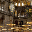 Stock Photo: HagiSophi(also called HagiSofior Ayasofya), Istanbul