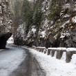 Bicaz canyon - Stock Photo