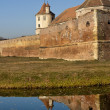 Stock Photo: Fagaras Fortress - Romania
