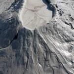 Muddy Volcanoes close-up, Romania Buzau — Stock Photo