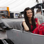 BUCHAREST ROMANIA - APRIL 8: Bucharest Auto Show (SIAMB) 2012 in — Stock Photo