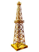 Drill tower — Stock Photo