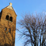 Church tower — Stock Photo #8534091