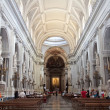 Foto Stock: Big Cathedral interior