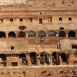 Colosseum in Rome internal panorama — Stock Photo