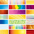 Horizontal Banners — Stock Vector #10579814
