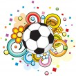 Royalty-Free Stock Vector Image: Soccer sign
