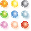 spheres — Stock Vector #8437894