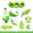 Eco Symbols — Stock Vector #8438526