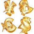 Currency Symbols - 
