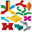 Isometric Arrows - 
