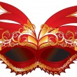 Luxury Mask - Imagen vectorial