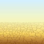 Absolute Desert — Stock Vector