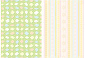 Funky Pattern — Stock Vector
