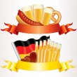 Oktoberfest Banners - Stock Vector