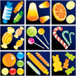 Sweet Goodies - Stock Vector