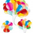 Royalty-Free Stock Vector Image: Bunch of Balloons