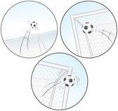 Voetbal beelden — Stockvector