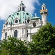 Karlskirche — Stock Photo #10713842