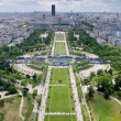 Paris view — Stock Photo #8869892