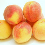 Спелые персики — Stock Photo
