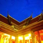 Ancient praying building — Stock Photo