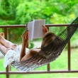 Woman on rest — Stock Photo #8147842
