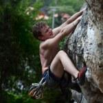 Climber — Stock Photo #8148441