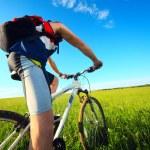 Bicycle — Stock Photo #8148800