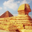 Sphinx — Stock Photo #8149418