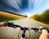 велосипед — Стоковое фото