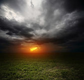Bouře — Stock fotografie