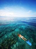 Plongeur — Photo