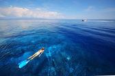 Diver — Stok fotoğraf