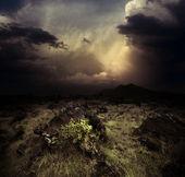 Vulkan — Stockfoto