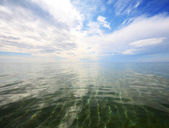 água do mar — Foto Stock