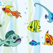 Fishes — Stock Photo #8150570