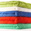 Towels — Stock Photo #8151442